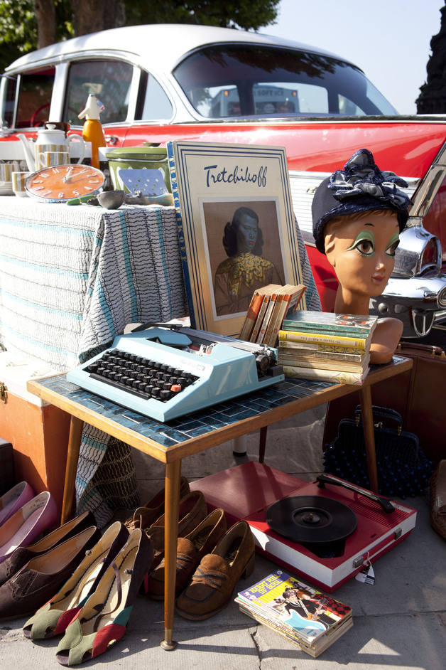 Classic Car Boot Sale - Photo credit: Belinda Lawley