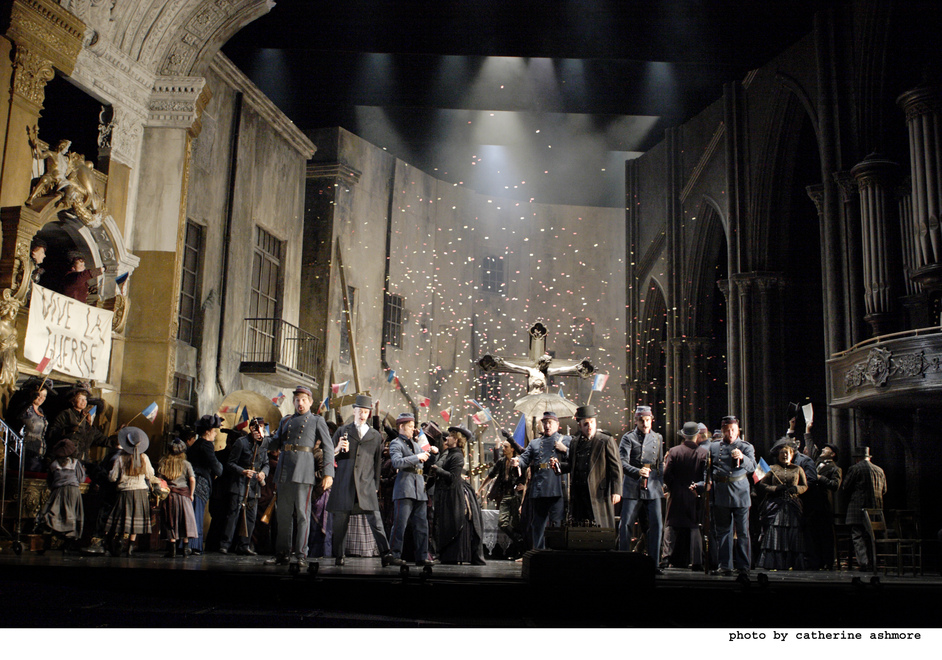 Royal Opera: Faust - Faust production image ©Catherine Ashmore