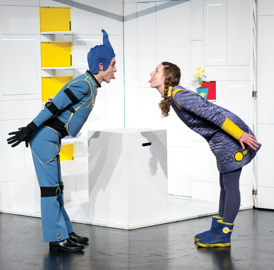 My Brother The Robot: Tall Stories (Over 4s) - My Brother the Robot, copyright Tall Stories
