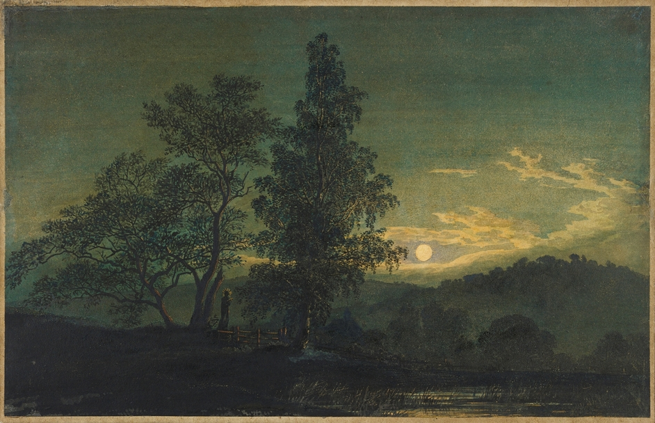 A Dialogue with Nature: Romantic Landscapes from Britain and Germany - Copyright: The Morgan Library and Museum