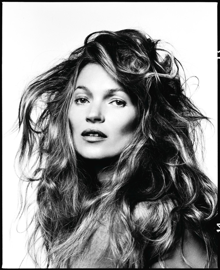 Bailey's Stardust - Kate Moss by David Bailey, 2013, copyright David Bailey
