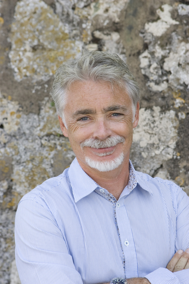 Wimbledon BookFest - Eoin Colfer, photo Michael Paynter