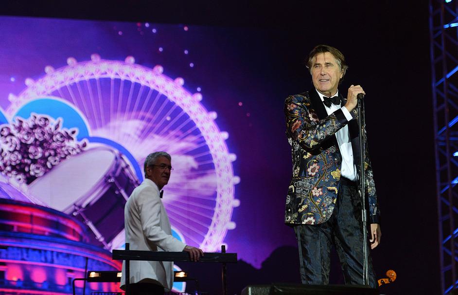 BBC Proms in the Park - BBC Proms in the Park 2013. Photo credit BBC/Mark Allan