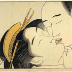 Shunga: Sex and Pleasure in Japanese Art hotels title=