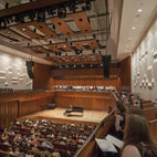 Milton Court, Guildhall School of Music & Drama hotels title=