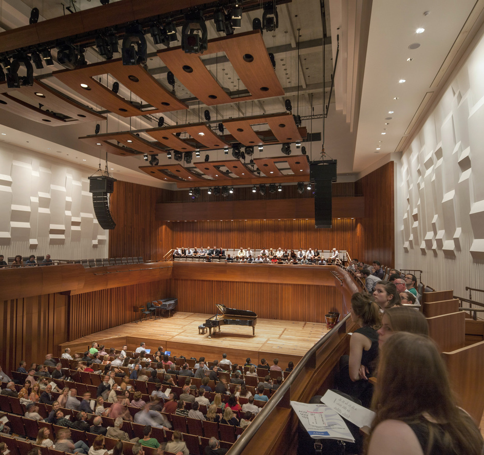 Milton Court - Photo Morley von Sternberg