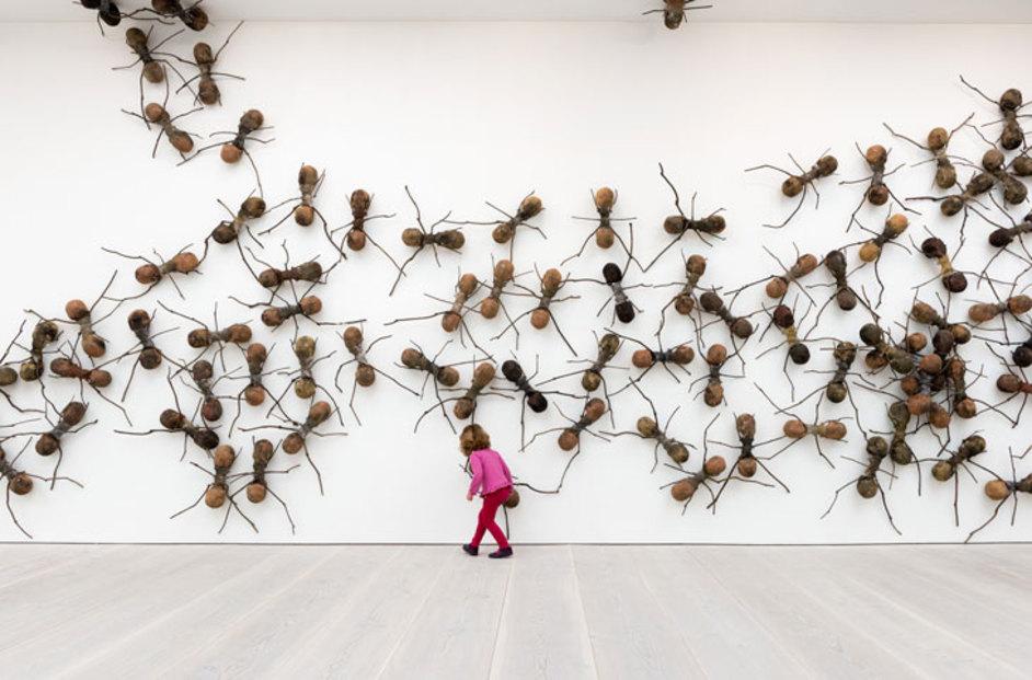 Pangaea: New Art from Africa and Latin America - Rafael Gomezbarros, Casa Tomada
