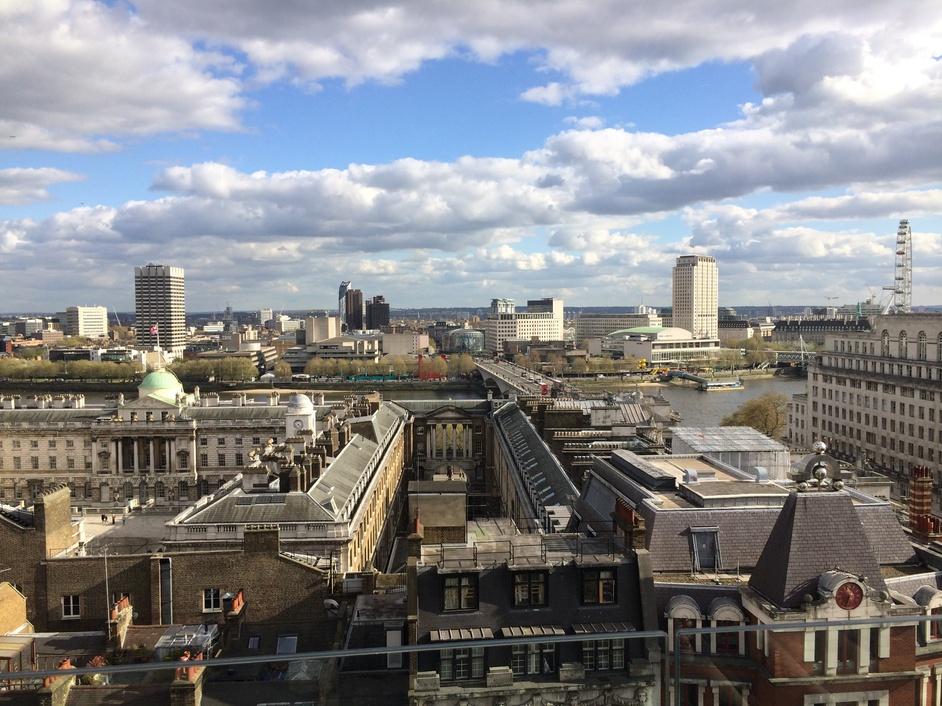 Radio Rooftop Bar Images Covent Garden London | LondonTown.com