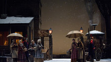 Royal Opera: La Boheme by Hoban