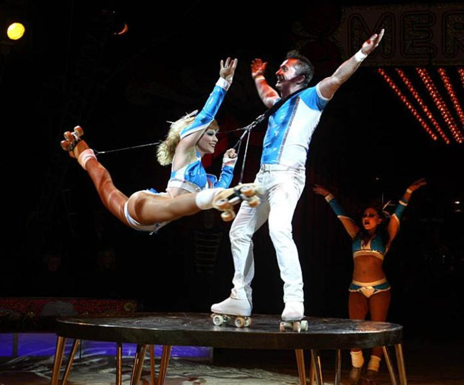 The Moscow State Circus Park Gorkogo Images Londontown Com