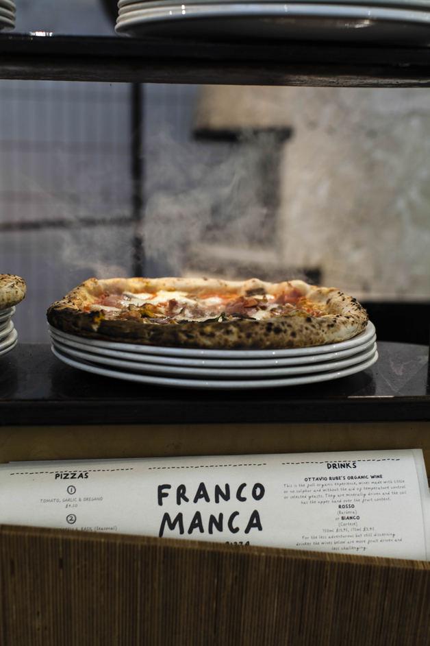 Franco Manca, South Kensington - (c) Franco Manca & Alessandra Spairani