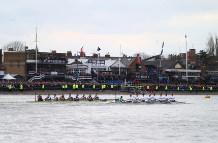 The BNY Mellon Boat Race: Oxford vs Cambridge