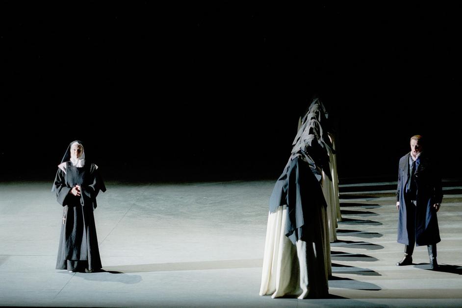 Royal Opera: Dialogues Des Carmelites Images Covent Garden