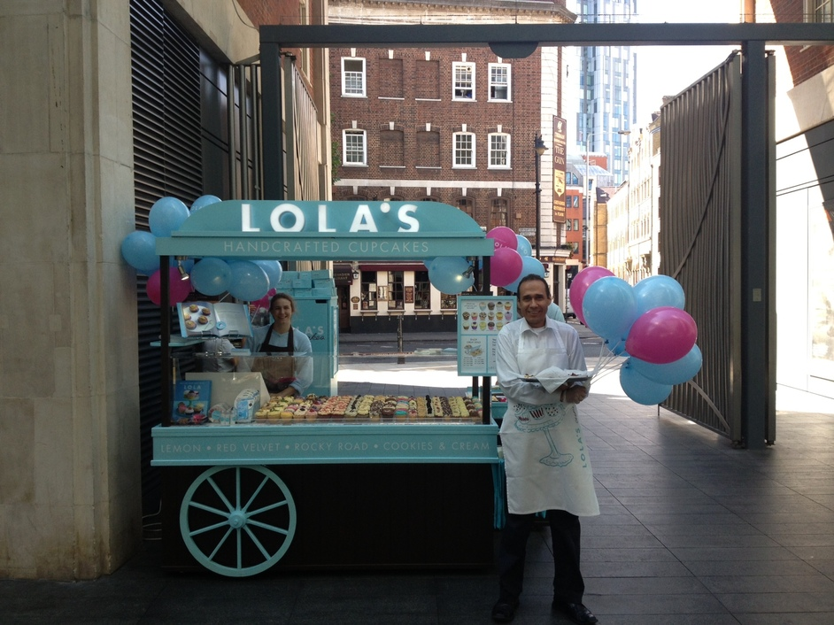 Lola's Cupcakes, Spitalfields