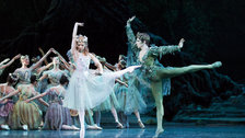 The Royal Ballet: The Dream/New Marriott/The Concert - The Dream by ROH/Johan Persson 2012