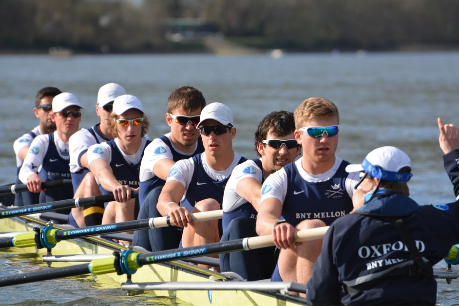 The BNY Mellon Boat Race: Oxford vs Cambridge - The BNY Mellon Boat Race, image by Getty Images
