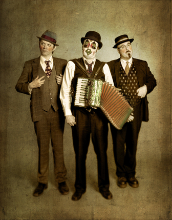 The Tiger Lillies - Live In Concert - Tiger Lillies, photo by Atelieri O. Haapala