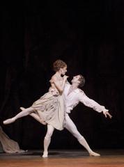 The Royal Ballet: Manon - Marianela Nunez and Nehemiah Kish by Johan Persson, ROH