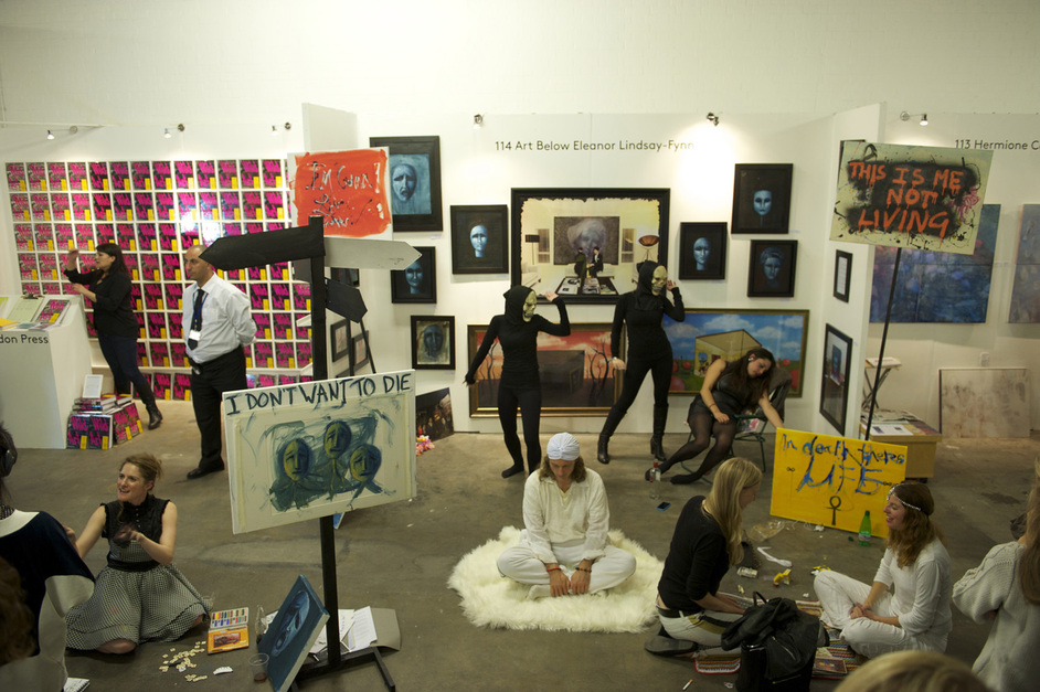 The Other Art Fair October 2018