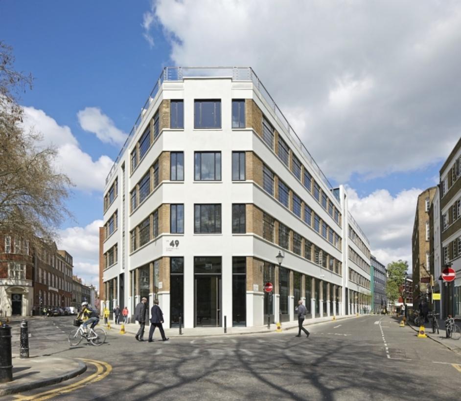 Granger & Co Clerkenwell - The Buckley Building, copyright BuckleyGrayYeoman