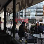 Lyric Hammersmith Cafe