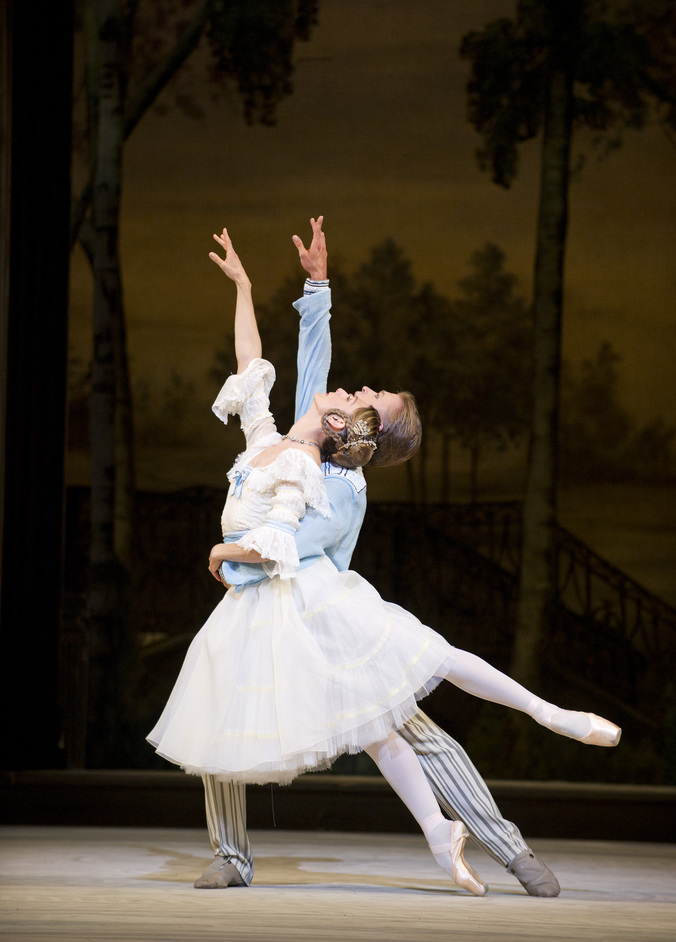 The Royal Ballet Mixed Programme - A Month in the Country, 2012
