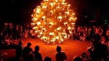 Fire Garden by Carabosse by Angell