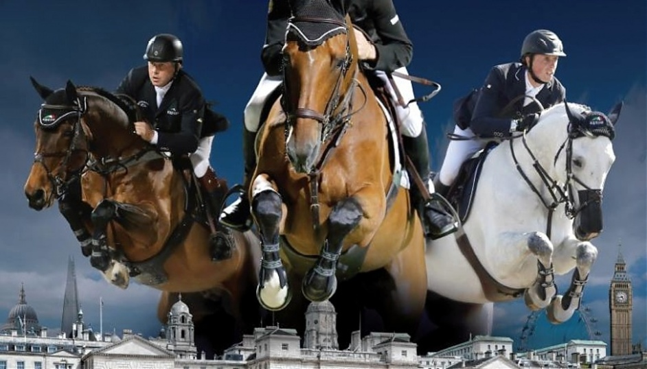Global Champions Tour Show Jumping