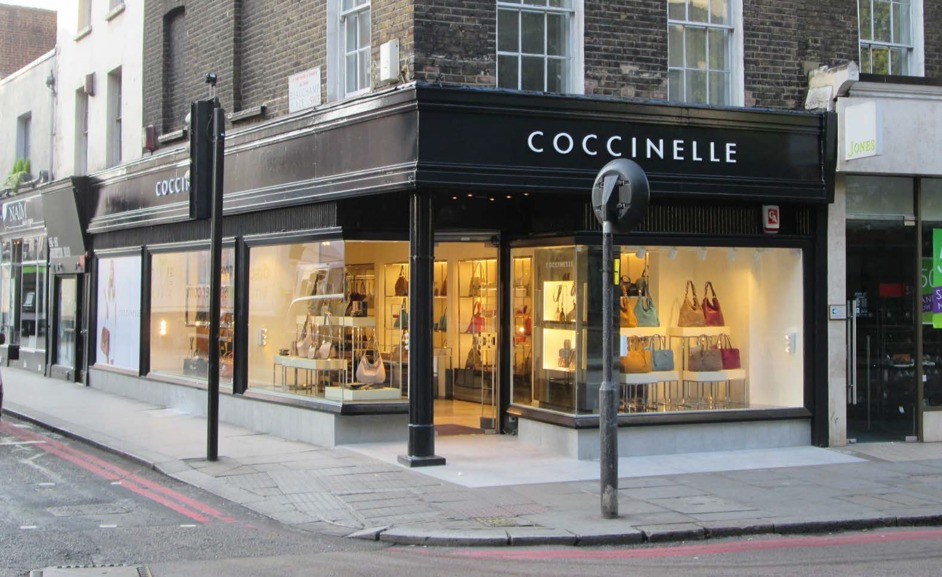 2ea71efe42b84f Coccinelle, Brompton road, London | Shopping/Bags and Accessories in ...
