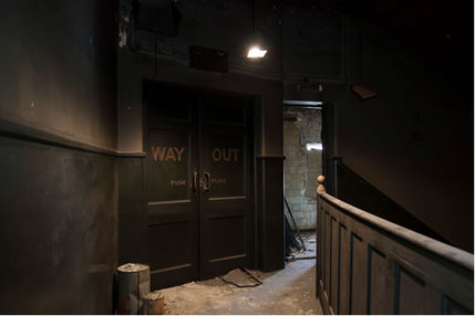 The Print Room at the Coronet - Photo by Zadoc Nava