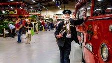 London Transport Museum Depot Open Weekend