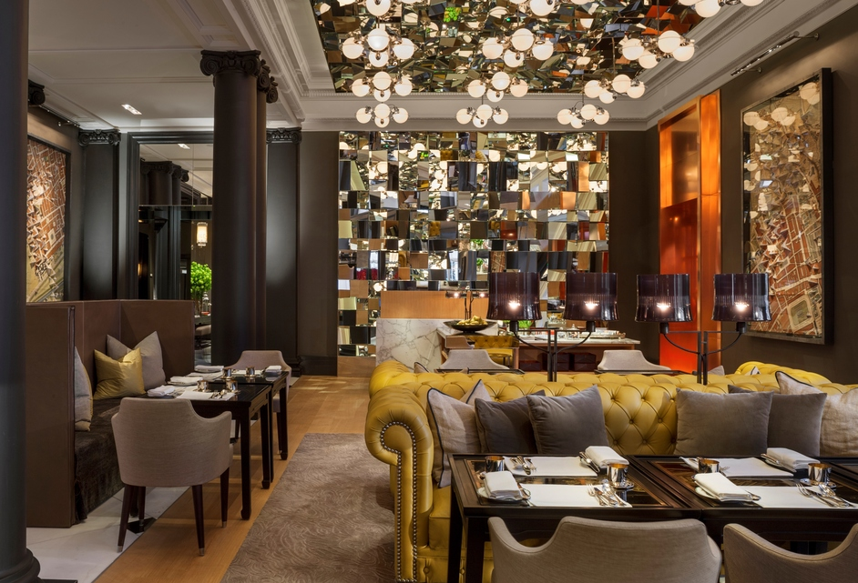 New Yearu0027s Eve At Rosewood London