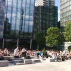 Regent's Place Plaza