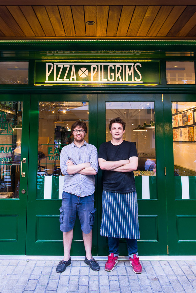 Pizza Pilgrims, Kingly Court