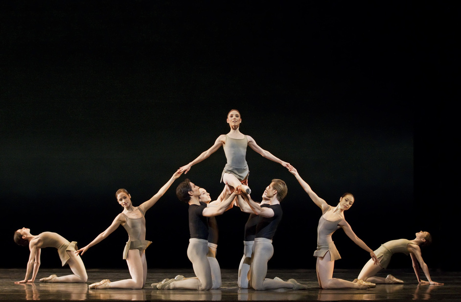 The Royal Ballet: The Four Temperaments | Hofesh Shechter | Song of the Earth - Song of the Earth