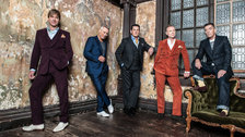 Spandau Ballet: Soulboys of the Western World Tour