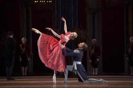 Royal Ballet: Onegin
