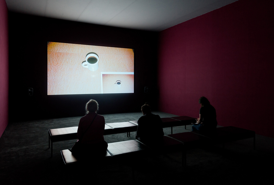 Turner Prize 2016 - Turner Prize installation - winner Duncan Campbell, It for Others 2013