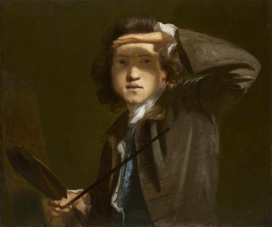 Joshua Reynolds: Experiments In Paint - Sir Joshua Reynolds (c) National Portrait Gallery, London