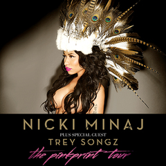 Nicki Minaj: The PinkPrint Tour