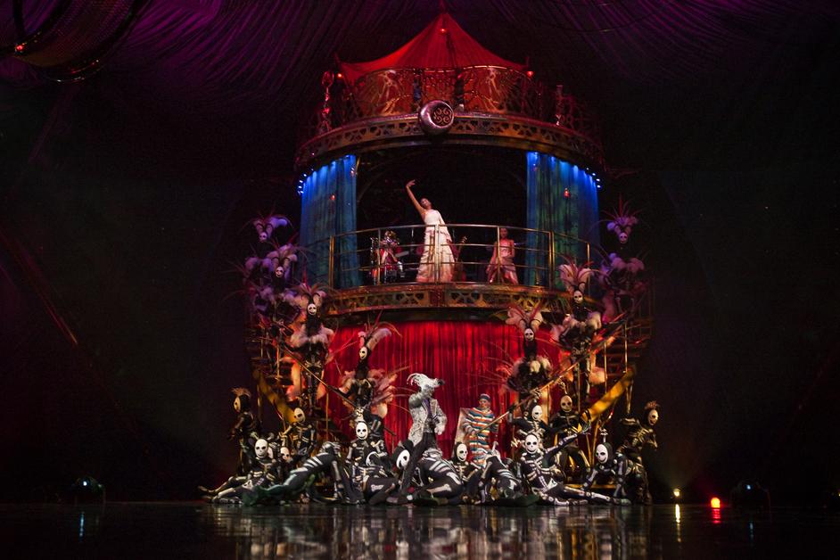 Cirque Du Soleil: Kooza - Image: Owen Carey