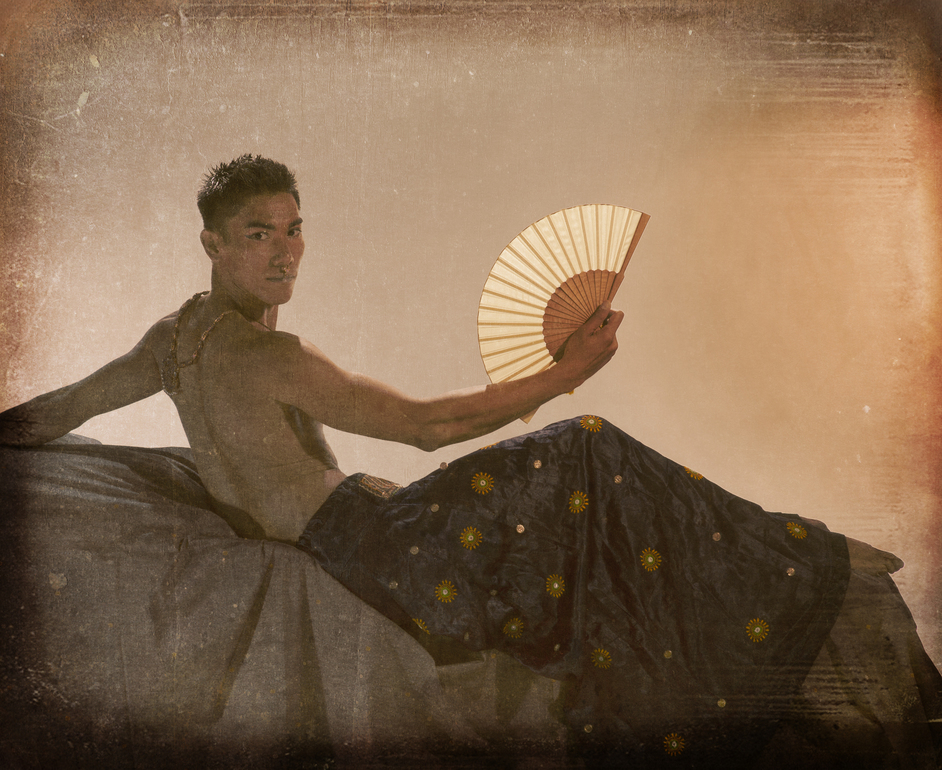 Shobana Jeyasingh Dance Company: Bayadere - The Ninth Life - Shobana Jeyasingh's Bayadere - The Ninth Life, photo Chris Nash.