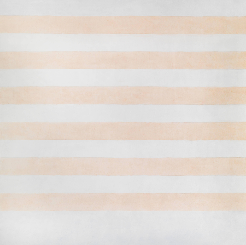 Agnes Martin - Agnes Martin, Happy Holiday, 1999, (c) estate of Agnes Martin