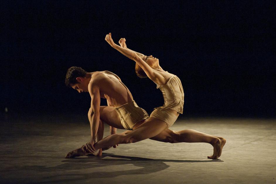 English National Ballet: Modern Masters - Jiri Kylian, Petite Mort, James Forbat and Ksenia Ovsyanick