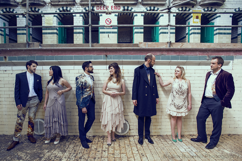 London A Cappella Festival - The Swingle Singers