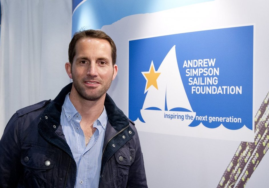 London Boat Show - Sir Ben Ainslie at the London Boat Show 2014, image: onEdition