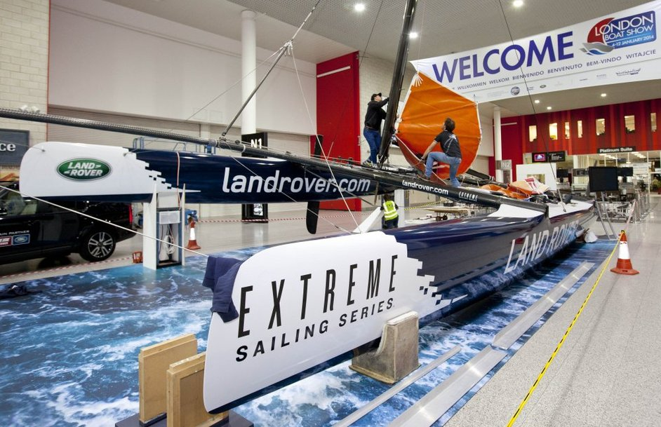 London Boat Show - Image: onEdition
