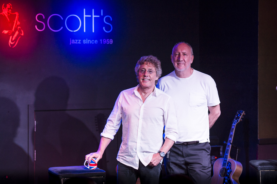 British Summer Time 2015: The Who - The Who, Ronnie Scotts, 2014
