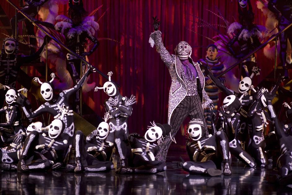Cirque Du Soleil: Kooza - OSA Images