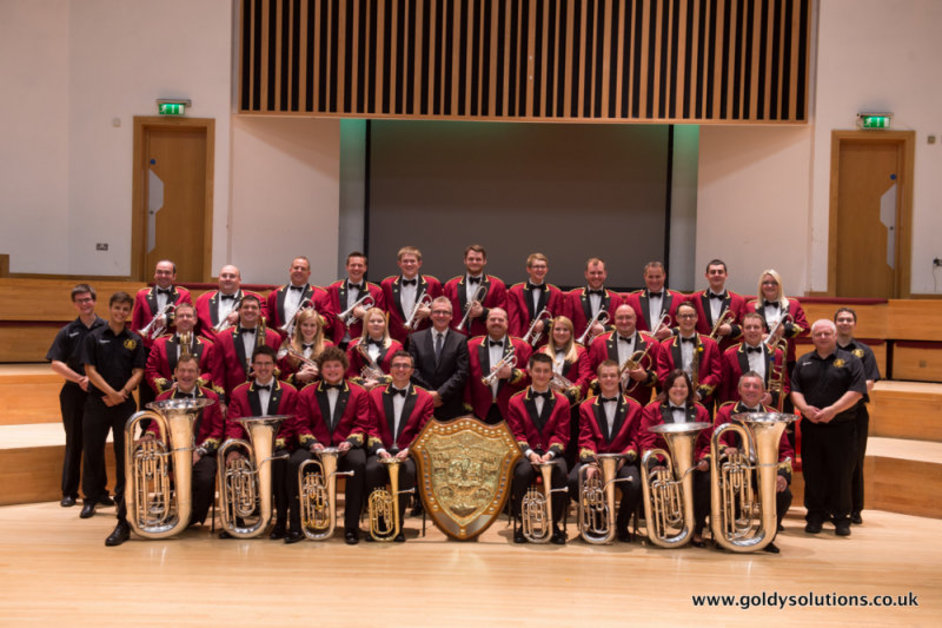 Rambert with Tredegar Town Band and the Rambert Orchestra - Tredegar Town Band
